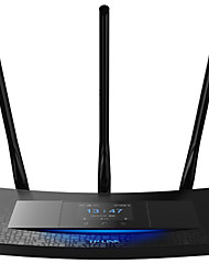 TP-LINK Wireless Router TL-WR2041 + Intelligent Touch Wall king Wifi 450m Three-Antenna Home
