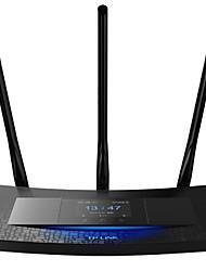 TP-LINK беспроводной маршрутизатор TL-wr2041 + интеллектуальный сенсорный стены царь WiFi 450 три антенны домой