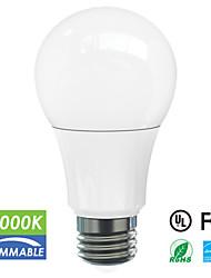 bymea e27 led-lampen licht 9W a60 lamp te vervangen 60Watt natuurlijke witte super helder