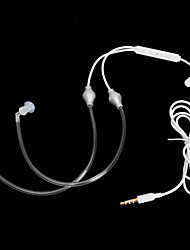 Cwxuan™ A2-35 3.5mm Air Tube Anti Radiation Earphone/Mic for iPhone 6/5S Samsung S4/5 HTC and Others