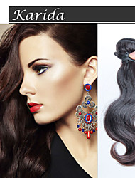 Mix Length Cheap Virgin Malaysian Hair,  Body Wave Malaysian Human Hair Weaving