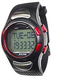 Tipo de cambio del ritmo cardíaco pc2008 podómetro 3d