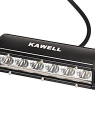 Phares de jour/Lampe Frontale/Lampe pour le Travail/Barre Lumineuse ( 6000K , Rang Unique ) LED -Automatique/SUV/Véhicule de Transfert