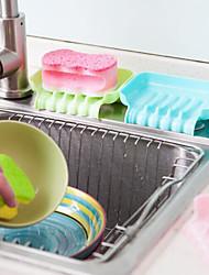 cuisine multi-fonction et le support de bain de vidange (couleur aléatoire)