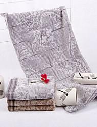 Serviette - Fil teint - en 100% Coton - 13.39×29.92inch(34×76cm)