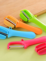 Kitchen Magnetic Vegetable Peeler Fridge Memo Magnet (Random Color)