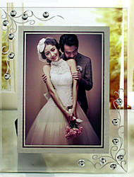 Korean Creative Glass Photo Frame