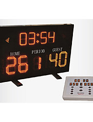 LED Electronic Single Basketball Game Scoreboard TF-BK3001