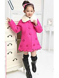 Giubbino e cappotto Girl Manica lunga Inverno Tweed