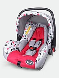 YKO ™ bebé asiento de bebé cesta seguridad del coche de seguridad necesidades de viaje engrosamiento de esponja peso cómodo 0-13kg (0-12