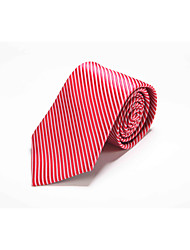 Work / Casual Neck Tie,Polyester Striped All Seasons