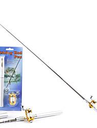 other Spinnrute 100 M Köderwerfen/Fischen im Süßwasser/Andere/Spinnfischen/Angeln Allgemein Metall/Fester Kunststoff Rod & Reel Combos