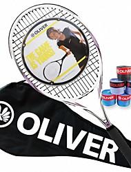 Las raquetas de tenis ( Morado , Aleación de aluminio y carbono ) - Impermeable/Buena aerodinámica/Alta elasticidad/Durabilidad