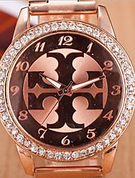 cadran rond cas silicone montre marque de mode la montre à quartz de quelques (plus de couleurs disponibles)