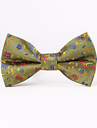 Small Flower Men Bow Ties
