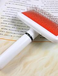 Ajuda para Treino Pentes Plástico Branco