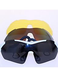 peut écouter de la musique appelle bluetooth stéréo intelligents lunettes polarisées blancs