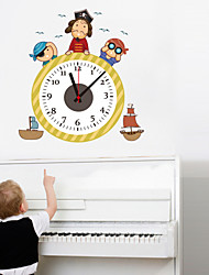 DIY Cartoon Characters Wall Clock