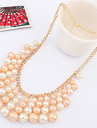 New Arrival Fashional Hot Selling High Quality Tassel Pearl Necklace