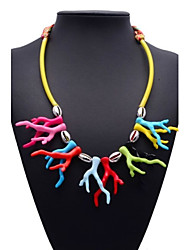 JQ Jewelry New Hot Sale Coral Shell Necklace