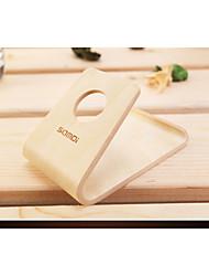 kreative Holz Telefon steht Gerätehalter für iphone6 sowie universelle Handyständer