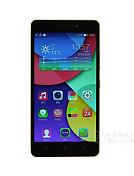 "Lenovo K50-T 5.5 "" Android 5.0 Smartphone 4G (Dual SIM Huit Cœurs 13 MP 2GB + 16 Go Blanc / Jaune)"