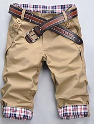 Always Men's Casual 3/4 Pants