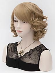 короткие волосы парики волос волн синтетические волосы парики