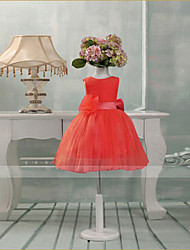 Girl's  Fashion Leisure Princess Sleeveless Formal Dress Dress