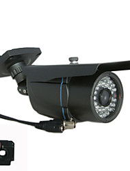 "1/3"" CMOS 1000TVL Security CCTV Camera Waterproof Outdoor Home ICR Night Vision 36 Led IR Camera"