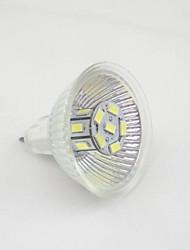 3W GU5.3(MR16) Faretti LED MR11 13 SMD 5730 120-150 lm Bianco caldo / Bianco DC 12 V 1 pezzo