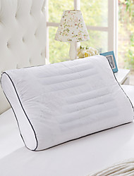 Cozzy Anti Mite And Pressure Protecting Vertebral Body Heat Fusion Pillow Pillow Washed Pillow Pillow 48cm*74cm