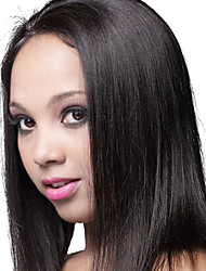 VV Hair Brazilian Virgin Hair Lace Wigs Natural Black Color Large Stock