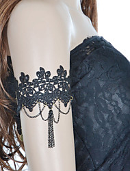 Vintage Lace Tassel  Chain Bracelet