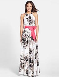 Xizi Women's Casual/Work Sleeveless Dresses (Polyester)