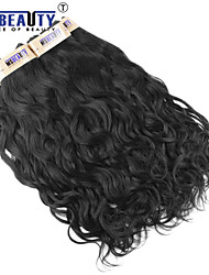 "3 Pcs /Lot 12""-22""6A Malaysian Virgin Natural Wave Hair Extensions 100% Unprocessed Virgin Human Hair Weaves"