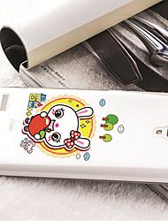 pour la note cas la conception de xiaomi de couleur dessin ou modèle TPU Matériau de couverture arrière