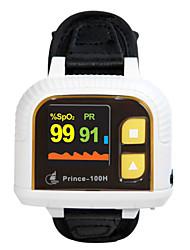 sensor de SpO2 healforce pulso oxímetro de pulso oxímetro digital de monitores de saúde dedo de saturação de oxigênio no sangue de