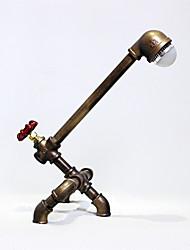 Lampes de bureau - Traditionnel/Classique/Rustique/Campagnard/Nouveauté - Métal - LED