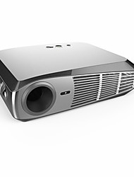 Ourspop® Home Theater Projector 1500 Lumens WXGA (1280x800) DLP Android 4.4 - OP-308