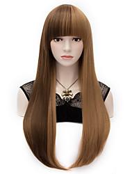 harajuku braun hebt kleine Rolle Gradienten Mode und Persönlichkeit Lolita Perücken cos