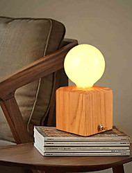 MAISHANG® Modern Minimalist Solid Wood Table Lamp Bedside Lamp Desk Lamp