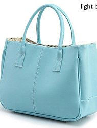 Handcee® Popular Woman PU Simple Style Hand Bag
