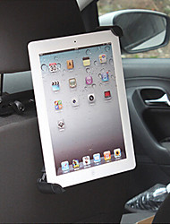 achterbank tablet pc staan 360 ° draaibare stoel ipad beugel beugel rugleuning diagonale tablet pc houder (7-10 inch)