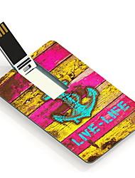 64gb live-vita e di ancoraggio card design usb flash drive
