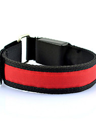 WEST BIKING® LED Light Wrist Band Belt Legging Lighting Straps Belt Warning Light Belt Riding Band Emission