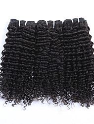 """3Pcs/Lot+10""""-30""""+Indian(Italian)Virgin Remy  Hair+ color(natural color)+ jerry curly"""