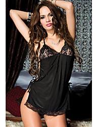 Women Lace Lingerie Nightwear