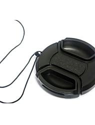 dengpin 46mm capuchon de l'objectif de l'appareil photo pour Panasonic DMC-GF5 gf7 GF6 GF3 g10 GX7 avec 14mm f / 2.5 lentille ou 20mm /
