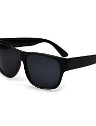 Sunglasses Men's Modern / Fashion Hiking Black / White Sunglasses Full-Rim